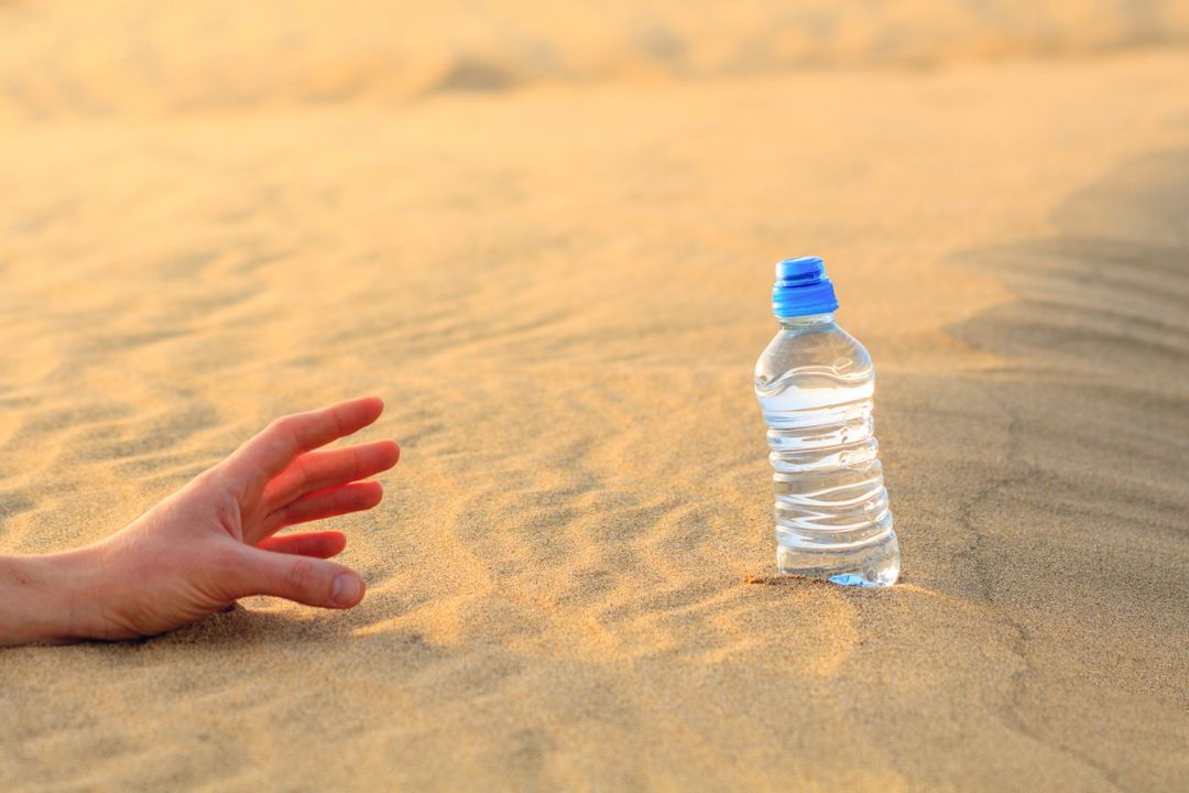 Je denkt dat je water ziet 😱
