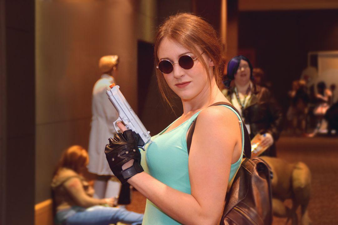 Lara Croft (cosplay)