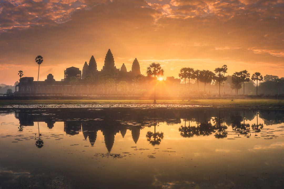 """Angkor Wat (de """"Tomb Raider Tempel"""")"""