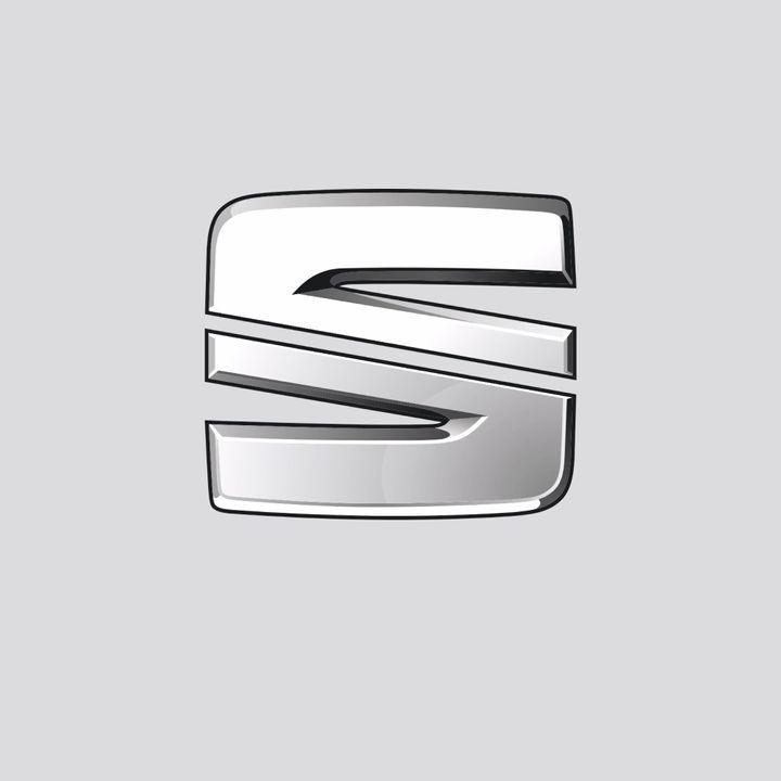 Logo van Seat