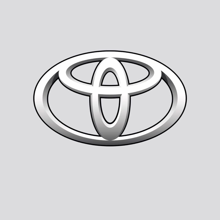 Logo van Toyota