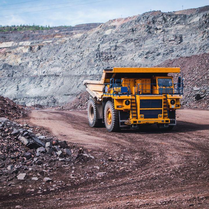 1 van de grootste mijnbouwindustrieën ter wereld