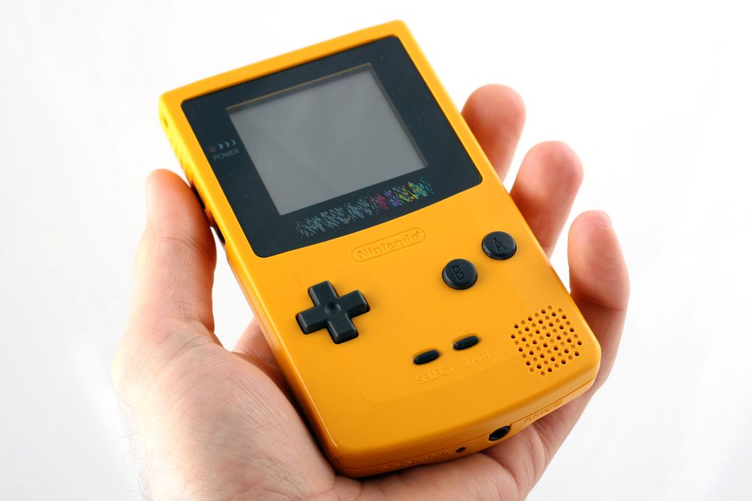 Gameboy Color (Nintendo)