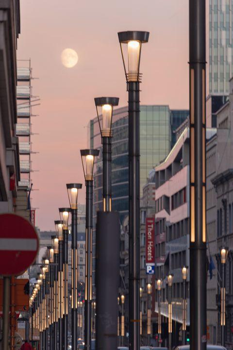 Wetstraat, Brussel