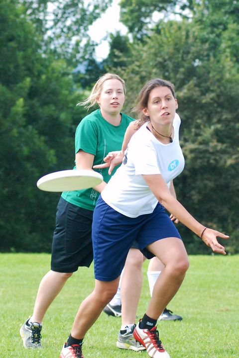 (Ultimate) Frisbee