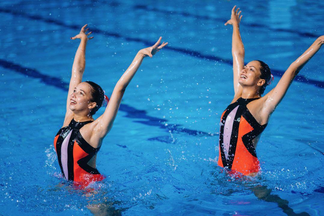 Artistiek zwemmen / Synchroonzwemmen / Waterballet