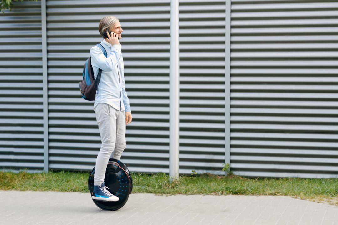 Monowheel / Unicycle / Elektrische eenwieler