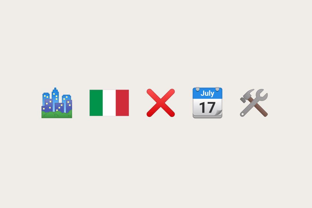 Rome is niet op één dag gebouwd.