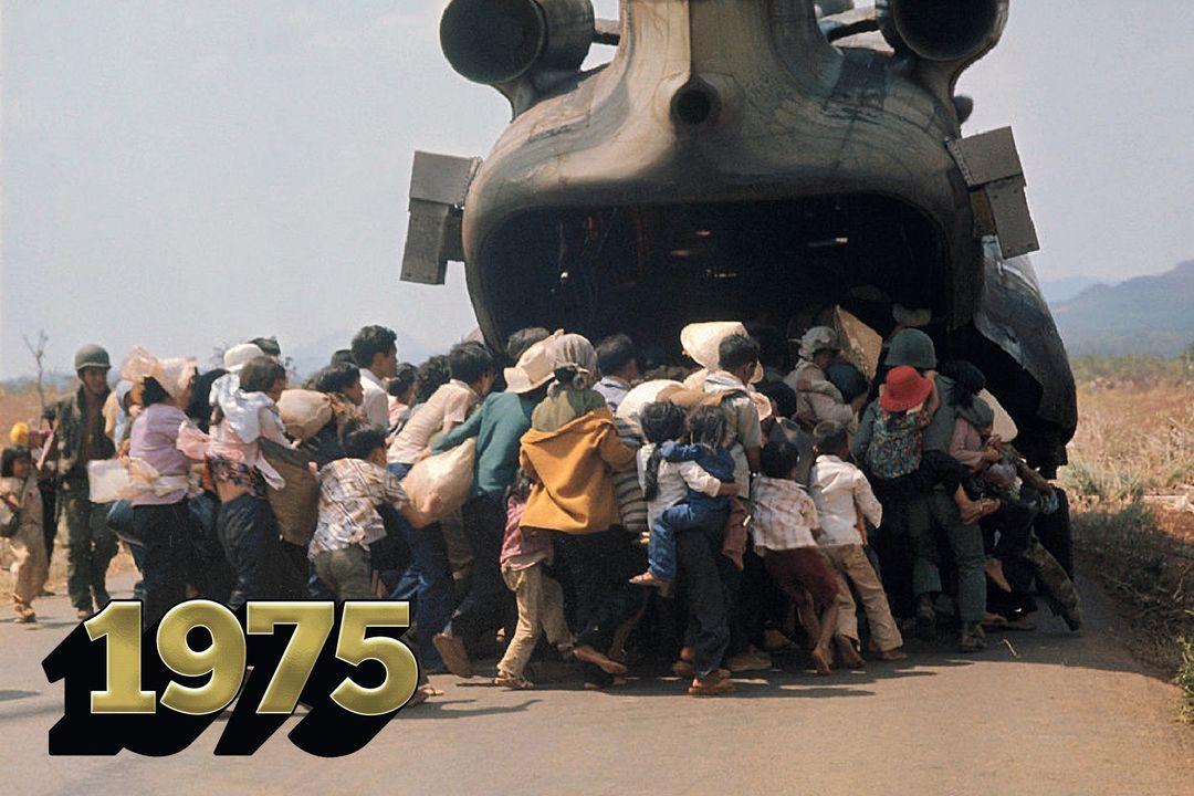 De Val van Saigon / Einde van de Vietnamoorlog