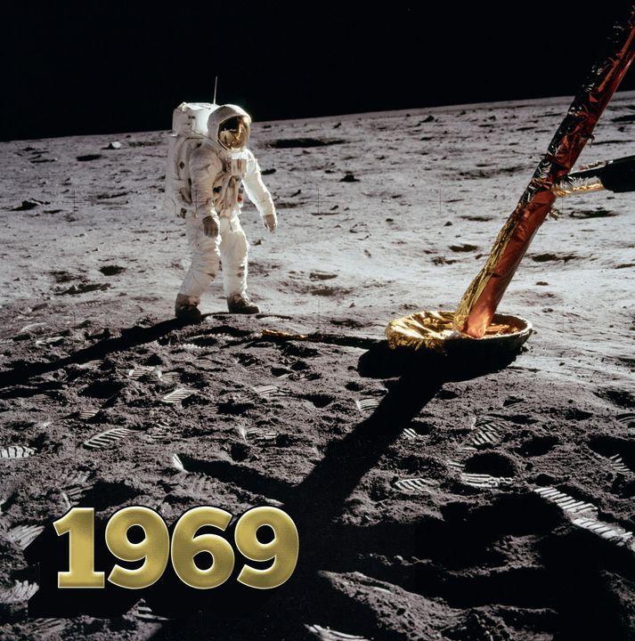 De eerste maanlanding / Apollo 11