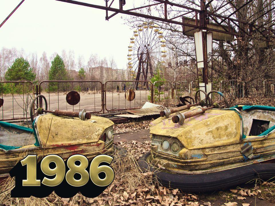 De kernramp van Tsjernobyl