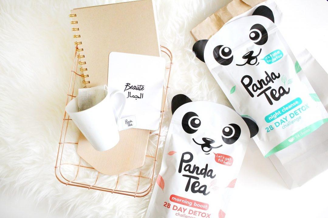 panda tea 28 day detox