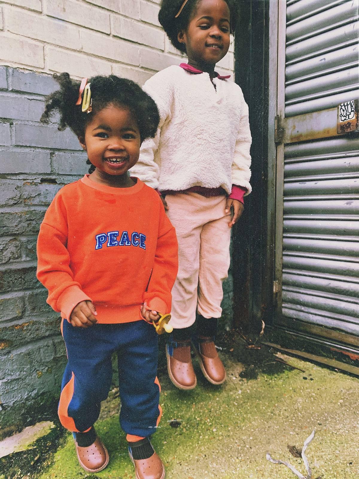 Mode rétro enfant