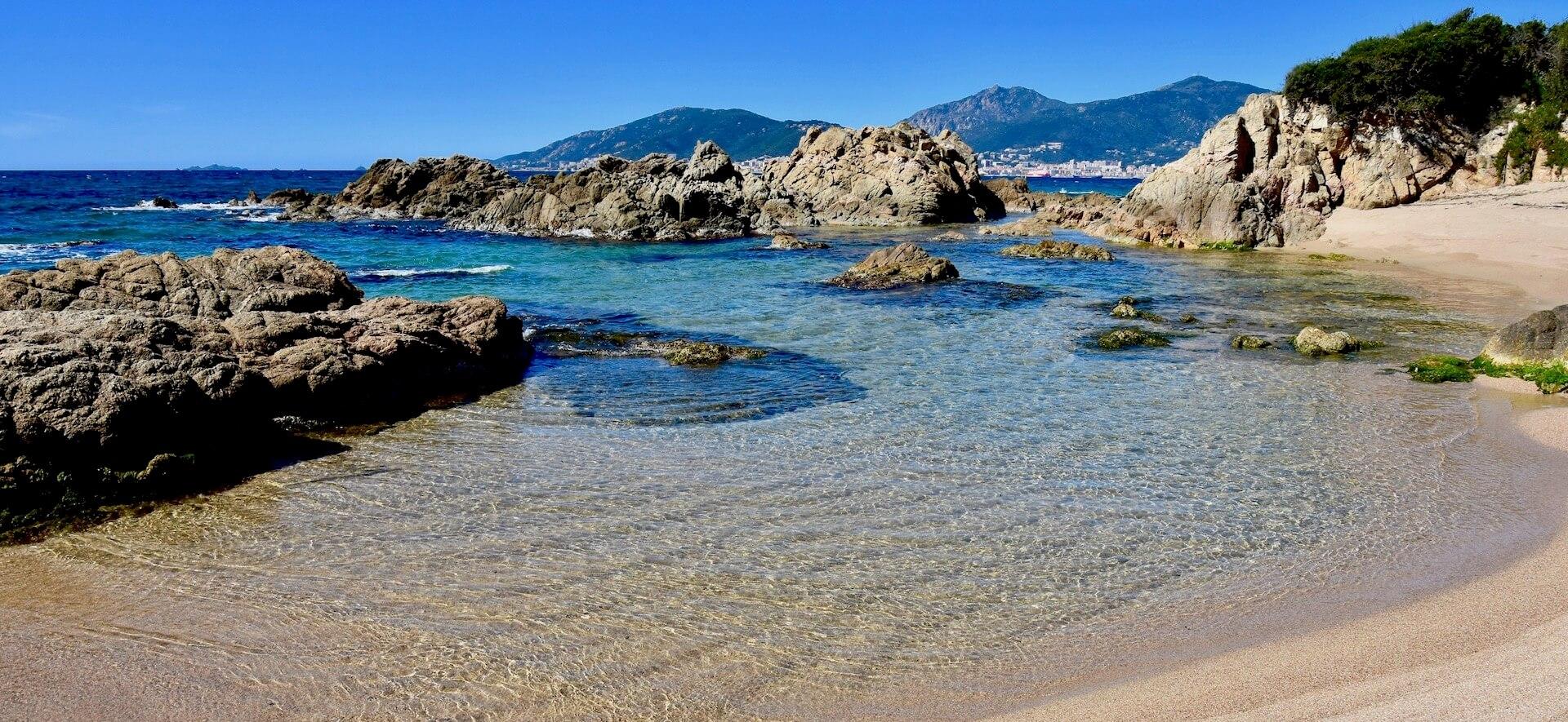 plage Corse