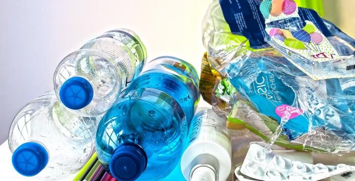 A ROME, prenez le Metro à l'aide de vos bouteilles plastiques usagées.