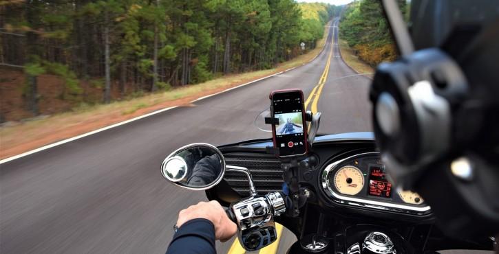 Accident de moto - quoi faire ?