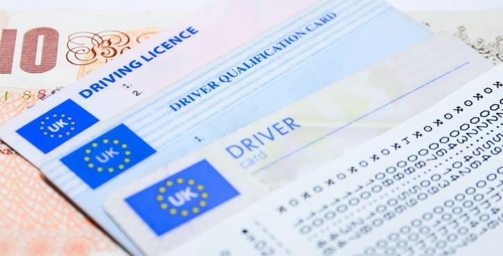Escroquerie au permis de conduire