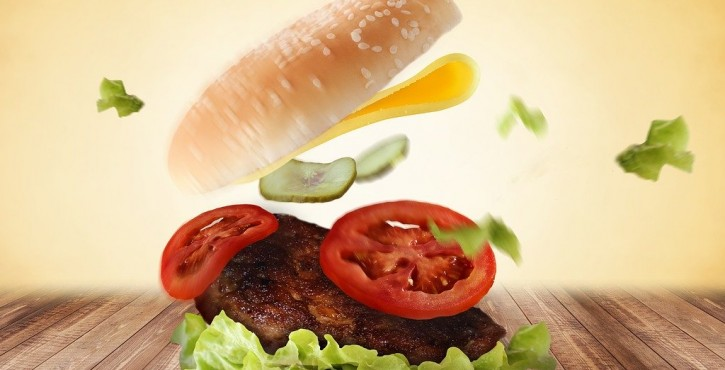 Des bugers Vegan et sans viande devant les tribunaux
