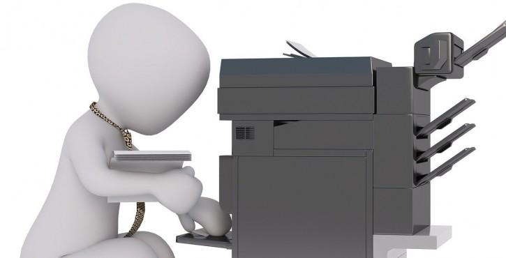 Les différentes étapes d'une arnaque à la location de photocopieur