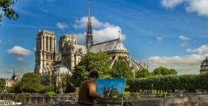 Notre-Dame de Paris : le taux de la réduction d'impôt est porté à 75 %