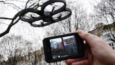 Drones civils : atteintes et protection du droit au respect de la vie privée et du droit à l'image