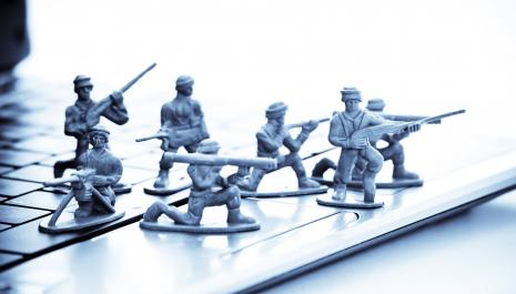 Formation française de cyberdéfense