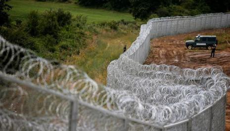 La géopolitique des frontières nouvelles (murs et clôtures...)