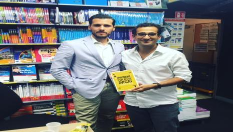 Le coaching juridique : rencontre avec Wissam