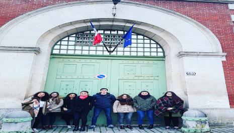 Témoignages après la visite de la maison d'arrêt d'Amiens du 9 février 2017