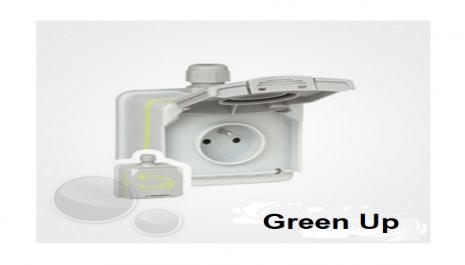Prises, Bornes de recharge pour véhicule électrique particulier