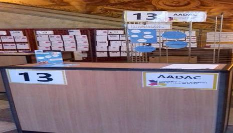 L'AADAC est au Salon du logement des jeunes à Lyon