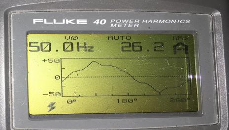 Incidence des  Harmoniques sur installations photovoltaïques