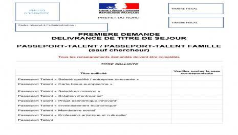 Passeport talent : un titre de séjour convoité