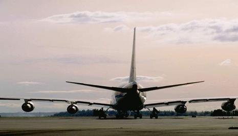 Un coup de foudre, c'est extraordinaire… pour le transporteur aérien!