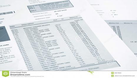 Demandes de justifications sur les sommes créditées sur des comptes