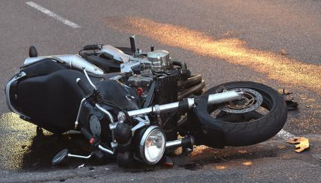 ACCIDENT DE MOTO ET SEQUELLES ?