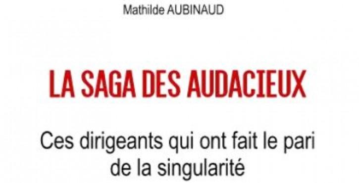 """Recension de l'ouvrage """"La saga des audacieux"""" de M. Aubinaud (VA Editions - coll. Poleis)"""