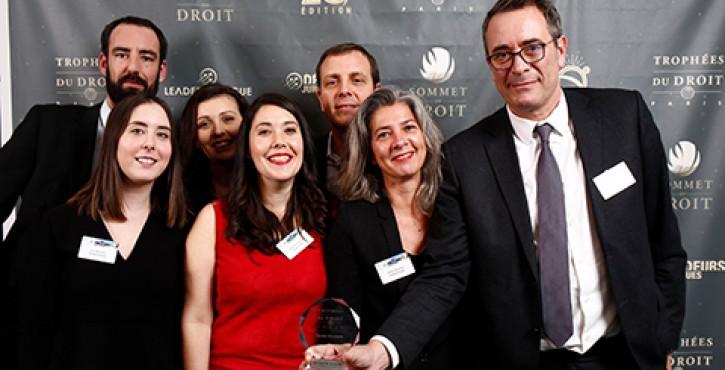 Trophée Equipes Montantes en Contentieux Social