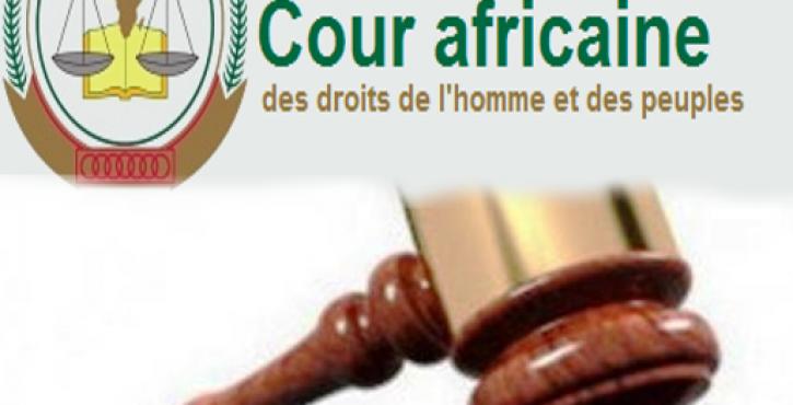 La sortie par la cote d'ivoire de la déclaration de l'article 34 (6) de l'annexe CADHP de la Charte Africaine des Droits de l'homme et des peuples.