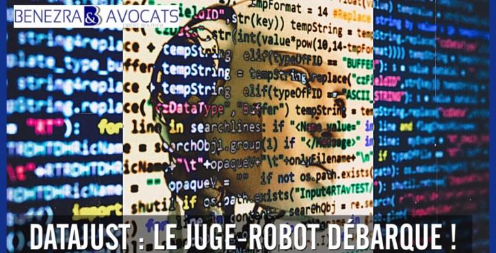 DATAJUST : Le Juge-Robot et l'algorithme au service des victimes de la route ?