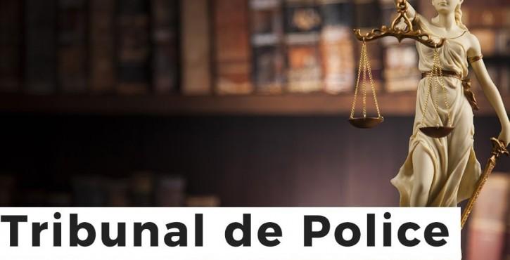Le Tribunal de police : le juge des contraventions