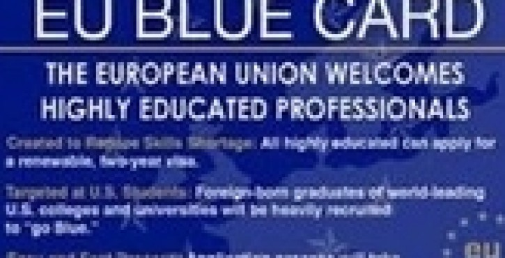 Le passeport talent prévu à l'article L313-20 2° du CESEDA : carte bleue UE