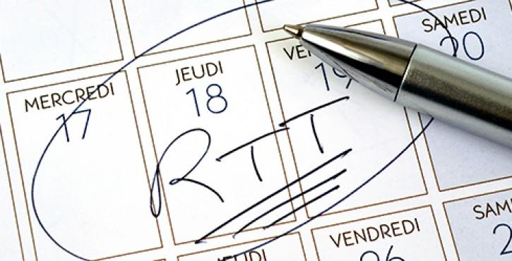 Remboursement des JRTT & Convention de Forfait en jours