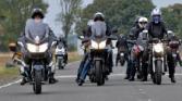 La déclaration des balades moto