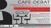 Café-débat : rencontre avec...