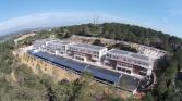 Nouveau siège social, sous énergie positive solaire , avec IRVE!