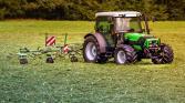 Son tracteur est verbalisé… à Paris