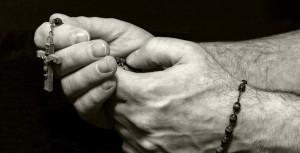 Les mystères du chapelet dans l'église catholique romaine