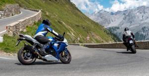 L'accident de moto en Rhône-Alpes