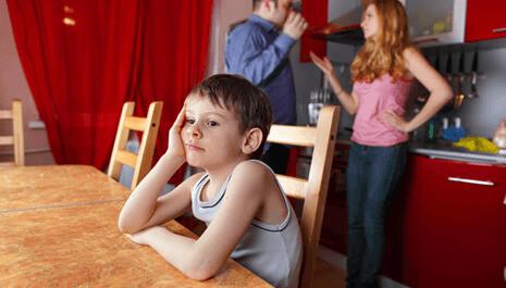 Les enfants peuvent-ils témoigner dans  la procédure de divorce de leurs parents ?